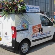Achterberg Schilders sponsort DFVC in Veenendaal