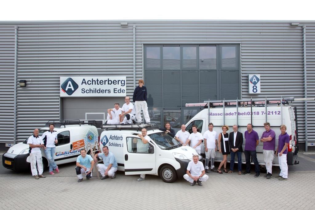Achterberg Schilders 2013 (sinds 1923)