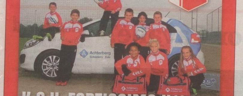 Sponsoring Achterberg Fortis