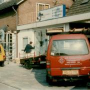 Eerste busjes 1995