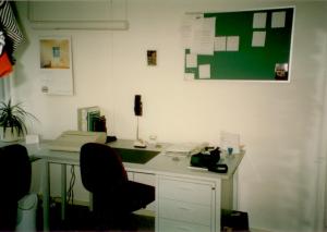 Eerste kantoor 1995