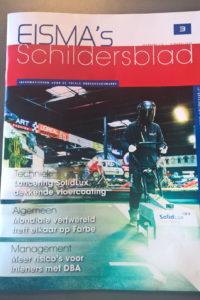 Achterberg Schilders in Eisma Schildersblad 2