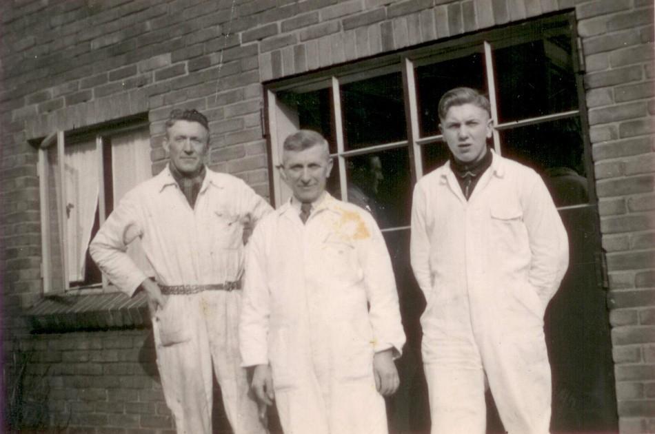 1952 Achterberg Schilders 2e generatie