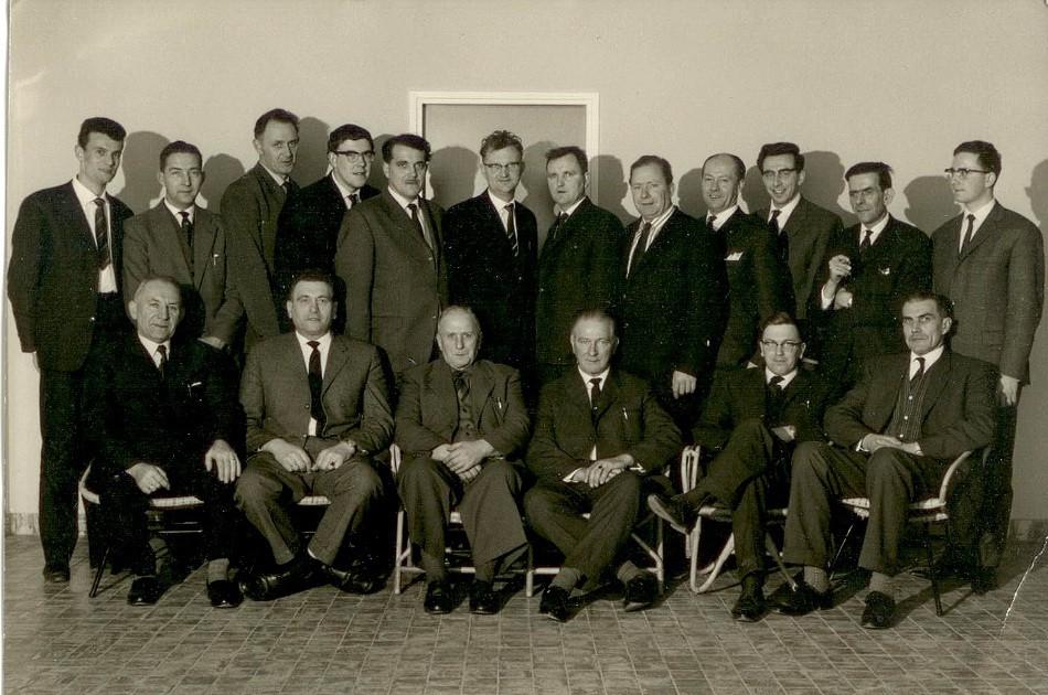 1964 schildersvereniging Veenendaal