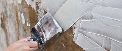 Wandafwerking en plafondafwerking