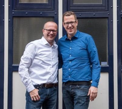 Art Achterberg en Johan Jansen