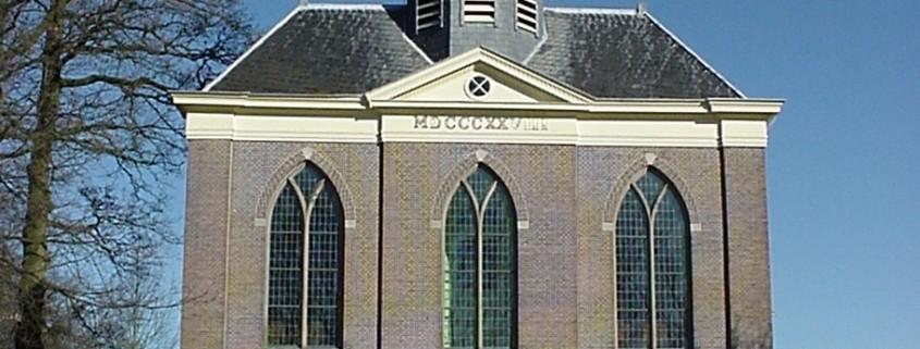 Kerk Leusden Zuid Buitenwerk