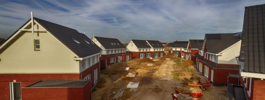 Parkeiland nieuwbouw totaalbeeld
