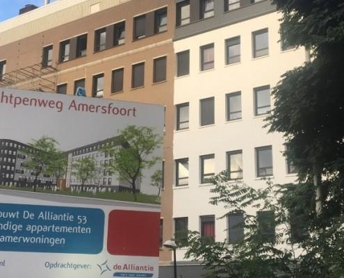 Project Lichtpenweg Amersfoort
