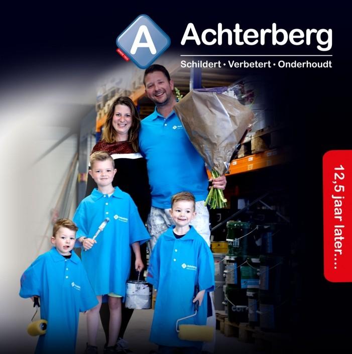 Dubbele felicitaties voor Achterberg-collega Wesley Minekus
