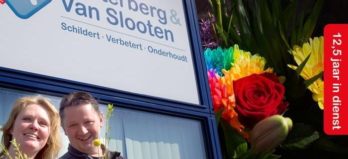 Wim van Essen, 12,5 jaar in dienst