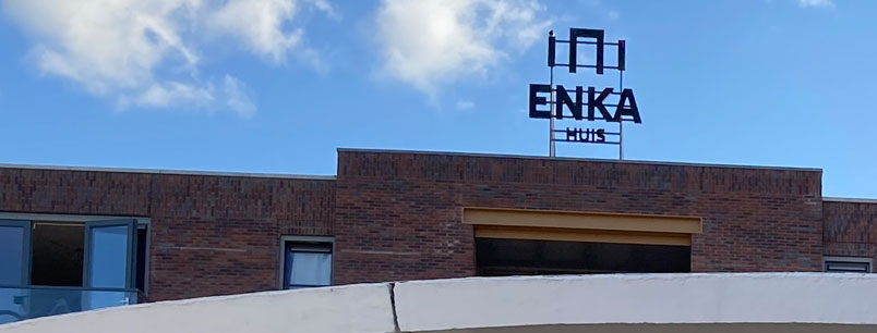 Historisch EHBO-gebouw Enka