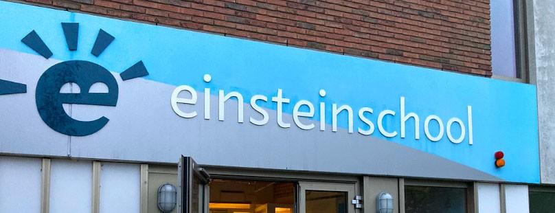Einsteinschool in Amsterdam