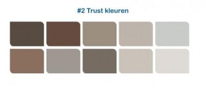 Trust kleuren