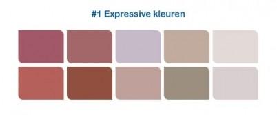 expressive kleuren