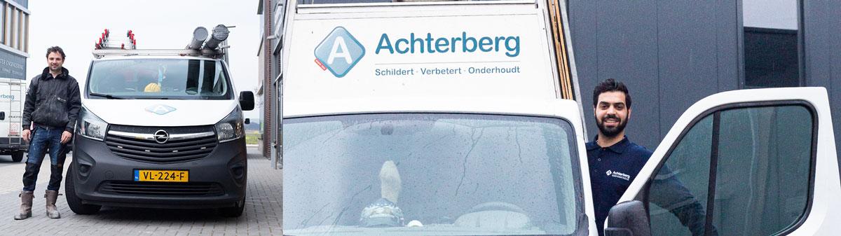 Schilder van Achterberg Schilders