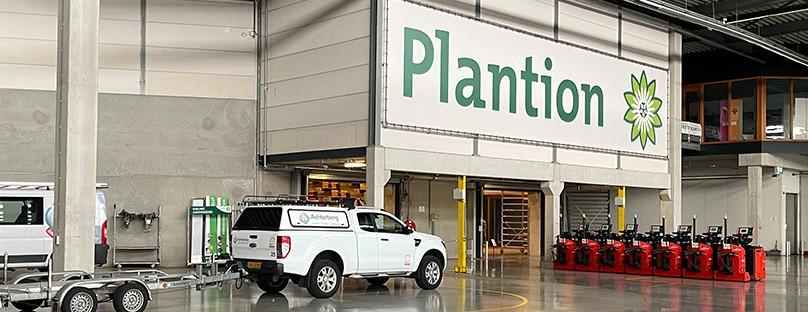 Project Plantion Ede